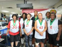 Open news item - Basketball Competition -  Angels USA basketball team at the 2018 Oklahoma Senior Games
